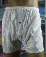 New Soft PVC classic boxer shorts Fetish #P021-1