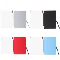 Ultrathin Magnetic Smart Cover 3 Folds Stand for iPad Air Sleep/Wake PU