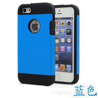 """Gold New Arrival Korean Style SGP Case for iPhone 5 5S  4.7 """" inch Tough Armor Neo Hybird SPIGEN Slim Hard Back Cover 11 Colors"""