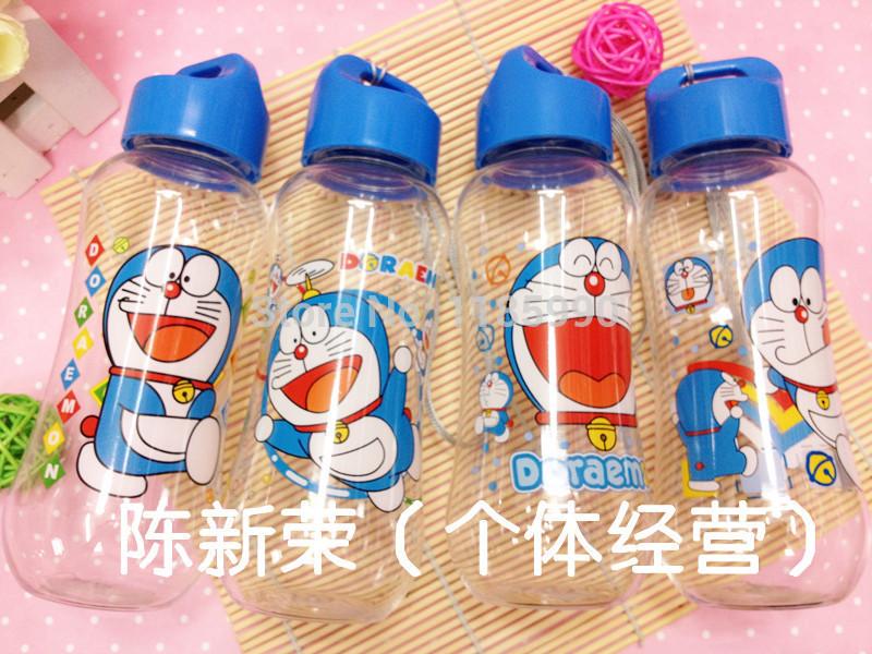 Cartoon Plastic Water Bottle Plastic Water Bottle Kids