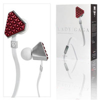 Free shipping Grade A Quality Ladyga headphones by Post