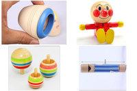 Free postage, children's playsets, prism, gyroscope, bread Superman, push flute, children's toys