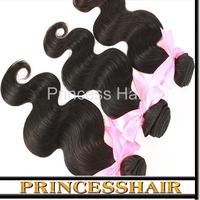 10pcs/lot 8inch~34inch 6a Top Grade Hair Extensions Unprocessed Wavy Human Hair Malaysian Virgin Body Wave Hair