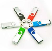 USB Flash Drive Gift Metal Retail OTG micro usb Smart Phone USB Flash Drives thumb pendrive memory stick u disk for mobile phone