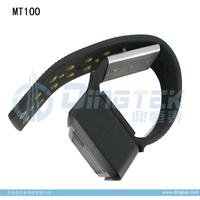 MT110 Personal anti-dismantle break off waterproof mini bracelet gps tracker for prisoner Geo-fence alarm
