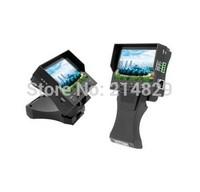 "4.3""Audio Video Security CCTV Camera Wrist Foldable Tester 12V Output RJ45 CableTest Monitor"
