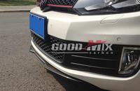 Volkswagen VW Golf 6 GTI OSIR Style Type-B Carbon Fiber Front Bumper Lip