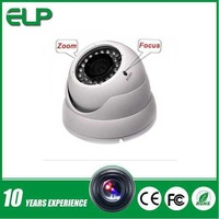 1/3'' color Sony ccd 700TVL mini outdoor waterproof  ir dome  in-ceiling cctv camera  installation ELP-570VD