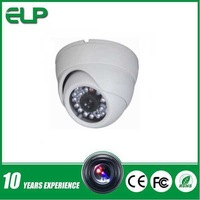 1/3'' color Sony ccd 700TVL mini  indoor bus security ir dome cctv camera  ELP-572H2