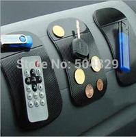 wholesale 1000pcs Silicone Gel Magic Sticky Pad Anti Slip Non Slip Mat for Phone PDA mp3 mp4 Car Accessories Multicolor
