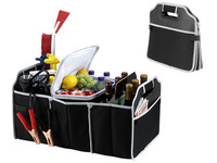 Free shipping 36pcs/lot Collapsible EZ Trunk Organizer and Cooler Bag Storage Solutions AS SEEN ON TV