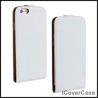 Genuine Leather Flip Case for iPhone 6 Plus 5.5