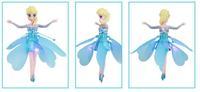 24Pcs/lot Sensor Flying Induction Frozen Baby Dolls Toys Princess Elsa Music Brinquedos Kids Dolls for Girls Kids gift