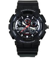 Original SKMEI Men Sports Watches Waterproof Quartz Clock Fashion Watch LED Digital Multifunctional Military Wristwatches