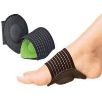Foot Arch Support Plantar Fasciitis Heel Pain Aid Foot Feet Cushioned Cushioned