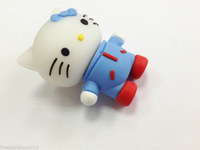 Details about Lovely Cartoon Cat model USB 2.0 Memory Stick Flash pen Drive  U disk P148