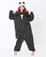 2014 Classic Nightmare Before Christmas Jack Skellington Adults Pajamas Cosplay Costumes Adult Onesies Halloween Costume