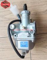 KEIHIN PZ30 30mm Carburetor Cable Choke Carb ATV Dirt Bike Pit Quad Go Kart Buggy 200cc 250cc Fuel Filter Gift