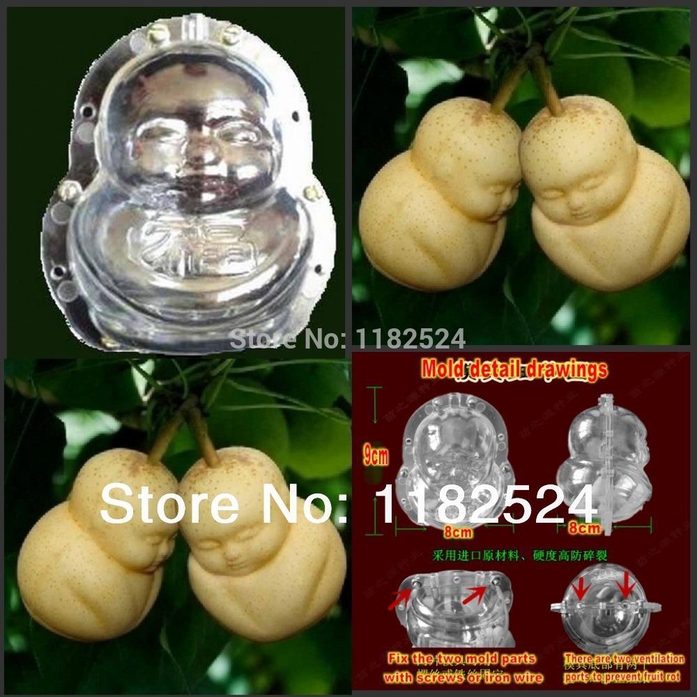 Bebê Ginseng Fruit Mold - Pear dedicado - deformação ferramenta de jardinagem(China (Mainland))