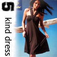 Coffee 5 Different Kind Dress Long Sleeve Women Sexy Dresses vestido de festa noiva blusas femininas 2014 Vestidos Casual S M