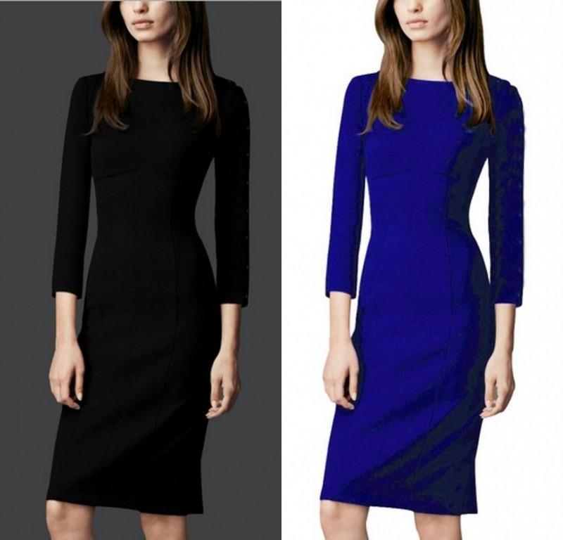 Черное Платье Онлайн
