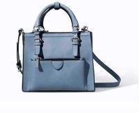 ZA bag smile 2014 new famous brand women fashion handbag vintage women leather handbag shoulder messenger bags small tote hg147