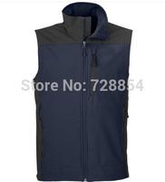 Fashion Popular Outdoor Sports Men's Navy Blue Vest High Quality  Apex Bionic Clothes 3 Colors 292