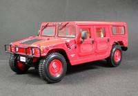 2014 Scale Models Juguetes 100% Metal Car Models Hummer Sport Utility Vehicle Model Suv Gift for Children Big Size 240mm Long