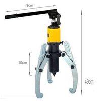 High Quality 10 Ton Tonne Hydraulic Bearing Gear Hub Puller Separator Set Kit Garage Tool For Sale