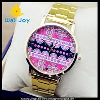 made in China vogue smart high quality charming Geneva girls watch(WJ-2679)