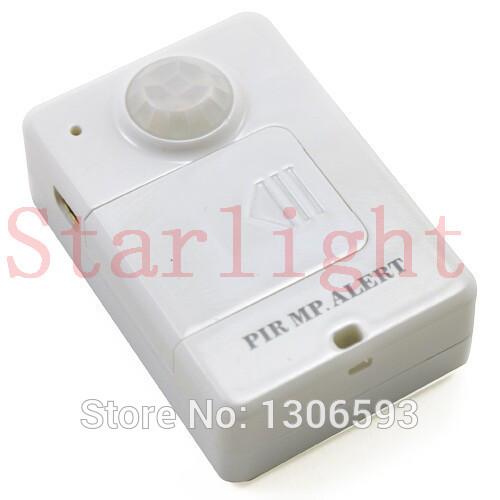 Wireless alarma gsm home mini alarm sensor detector de movimento Home alarm GSM alarm system(China (Mainland))