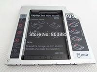 New SATA to IDE 2nd HDD SSD Hard Disk Drive caddy bay for Fujitsu LifeBook E8110 E8210 E8310 E8410