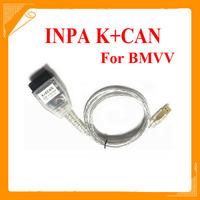High quality BM INPA K+CAN bm inpa K DCAN USB Interface Coder Scanner Reader Hot selling Professonal free shipping