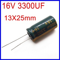 16V 3300UF Electrolytic Capacitor 13x25mm ( High Frequency )