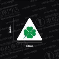Alfa romeo alfa romeo delta corse body stickers reflective stickers vinyl decal,free shipping