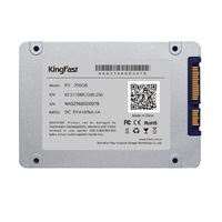 "F9 256GB KingFast 2.5"" SATA SSD For Dell HP Thinkpad Lenovo ASUS Acer Sony Toshiba Laptop Deaktop PS3 PS4 Free Shipping"