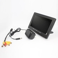 High performance 7 inch widescreen TFT LCD TV