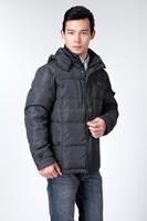 Outdoors Coat  Casual Thick Plus Size M-XXXXL Winter Men Down & Parkas 2014 Duck Down Jacket Men