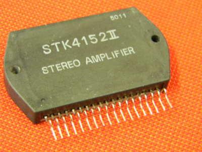 Stk4152 STK4152II IC