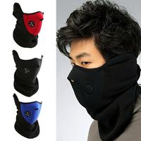 New Neck warmers Fleece Winter new Skiing Ear Windproof Warm Face Mask Motorcycle Bicycle Bike Sports Scarf 0101