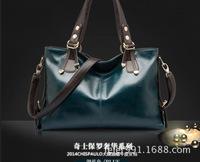 Elegant Style Two Hand Strap Handbag Free Shipping 2014 Autumn New 21255