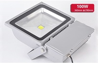 outdoor led flood light 100w  waterproof IP65 85-265v high power led floodlight energy saving free shipping