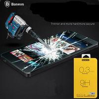 Original Baseus 0.3MM 9H Premium Tempered Glass Screen Protector Guard Film For Xiaomi 4 MI4 M4 4S MI 4 screen Film