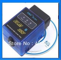 Maike AD0087.New ELM327 Auto Diagnostic Tool V1.5 Mini Bluetooth ELM 327 OBDII OBD-II OBD2 Protocols free shipping