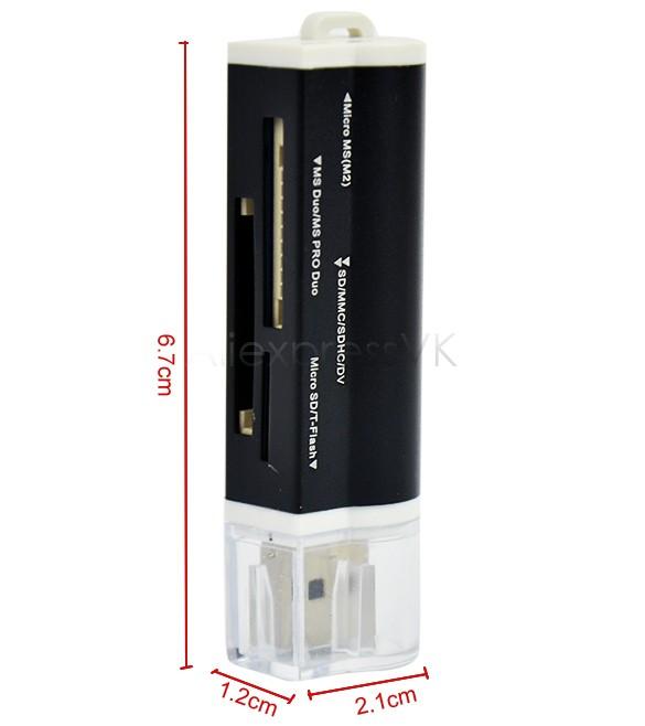 Кардридер Brand New#V_K USB