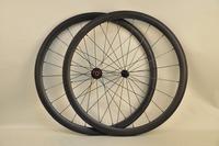 2014 new 25mm wide basalt brake surface 38mm U shape carbon wheels