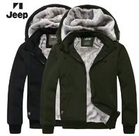 2014 winter new men's thick cotton jacket, long-sleeved hooded cotton Plus size brands men Down & Parkas