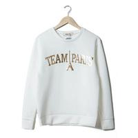 2014 winter men brand slim casual style letter printed sweatshirt men long sleeve pullovers neoprene sweatshirt Y05511