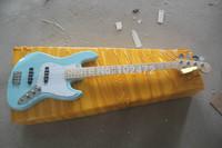 blue JAZZ electric bass