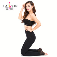2014 New Autumn and winter thick plus velvet thickening Women's berber fleece warm cotton pants jeggings plus size Bikini Crotch